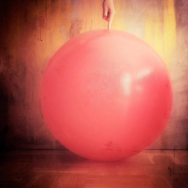 Pilatesboll