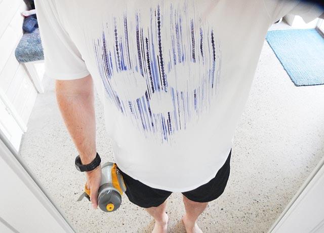 Nike Running Skull-t-shirt