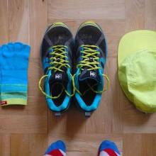 Injinji, Pearlr Izumi & Nike