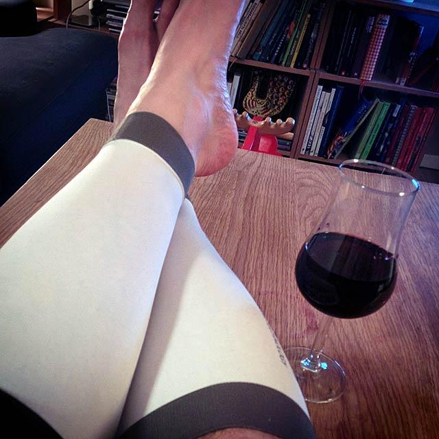 Kompression och vin
