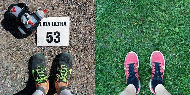 Nummerlapp Lida Ultra Marathon
