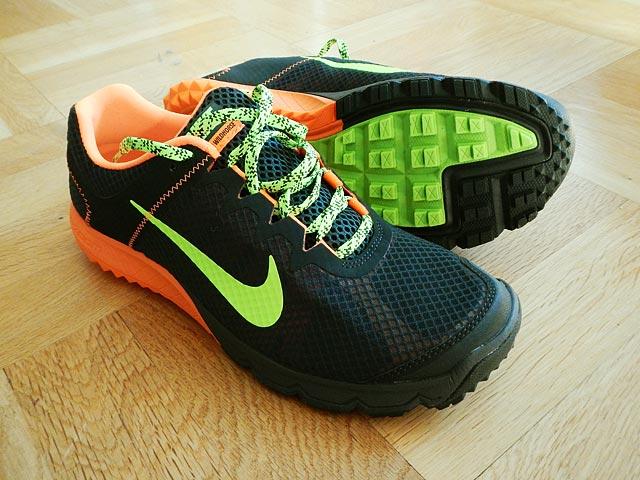 Nya Nike Zoom Wildhorse