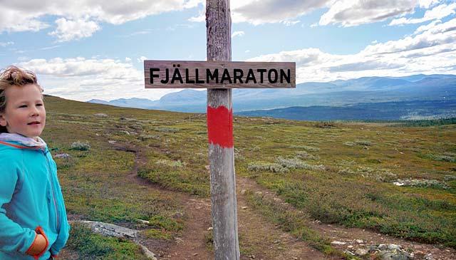 AXA Fjällmaraton 2015