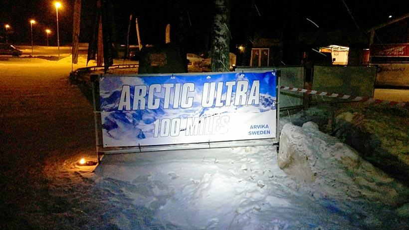 Arctic Ultra 100 miles