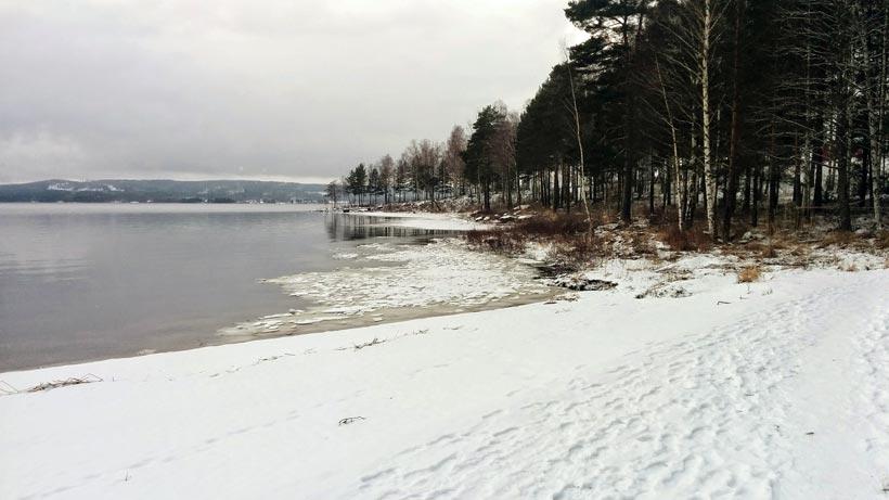 Sjön Arctic Ultra