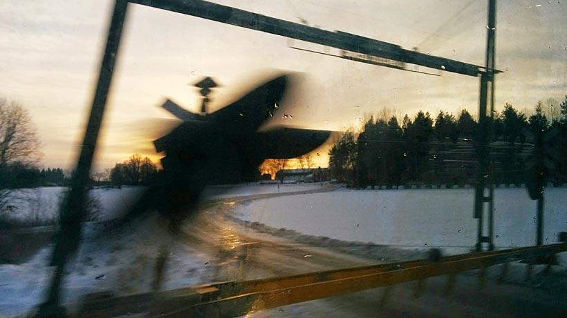 Tågresa till Arvika