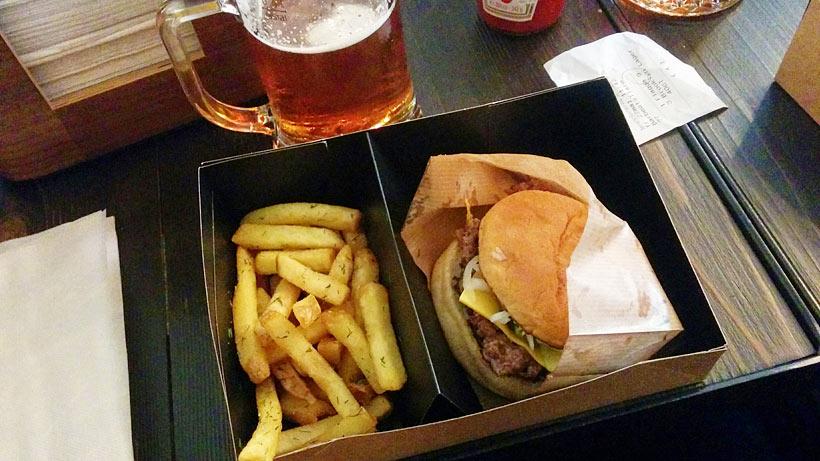 Barrels Burgers & Beer