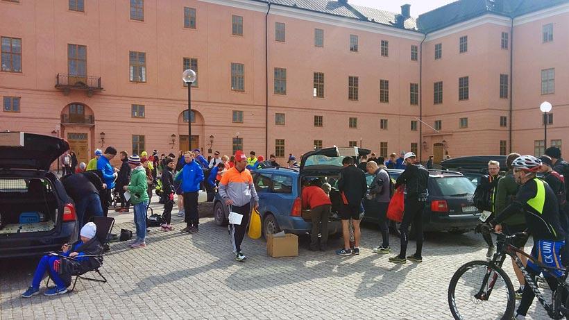 Nummerlappsutdelning Aros Marathon