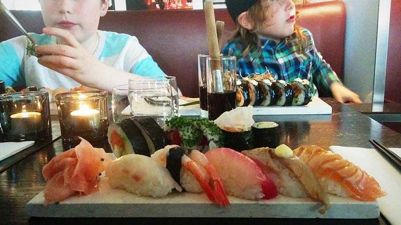 Sushi Råkultur