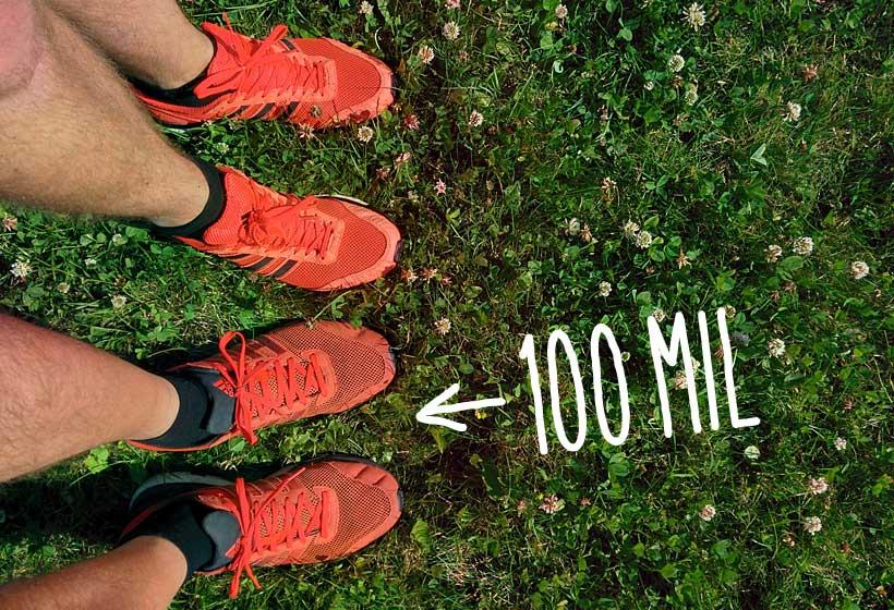 100 mil i Adidas Boston 5
