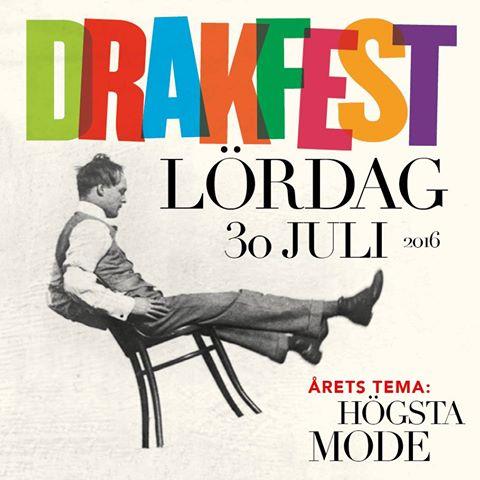 Drakfest Holmhällar