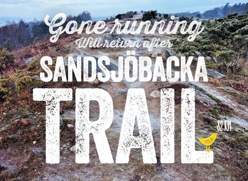 Gone running Sandsjöbacka Trail 82 km
