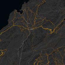 Heatmap Sóller, Mallorca