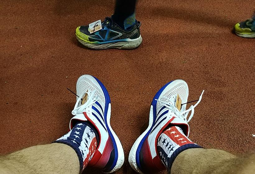 Adidas Boston 6 i 24 timmar