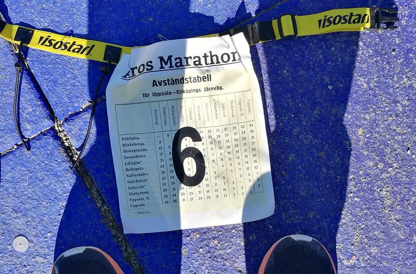 Aros Marathon 50 km 2018